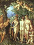 Balen, Hendrick von The Judgement of Paris oil